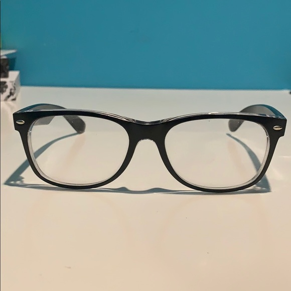 Ray Ban Clear Glasses